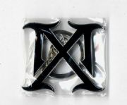 MADAME X - OFFICIAL WITHDRAWN LOGO KEY RING